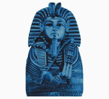 King Tut in Blue by CulturalView
