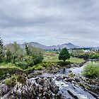Flowing Through Sneem by mcstory