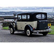 Rolls Royce - Regent Photographic Print