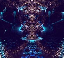 Untitled fractal manipulation by Zoe Gentz
