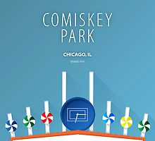Comiskey Park - Chicago, IL by pootpoot