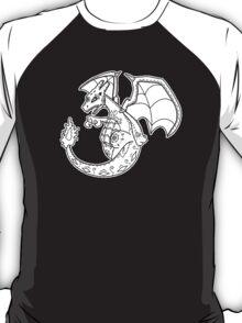 Charizard de los Muertos   Pokemon & Day of The Dead Mashup T-Shirt