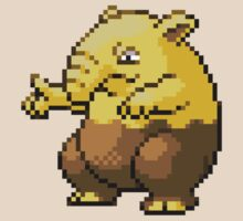 96 - Drowzee by ColonelNicky