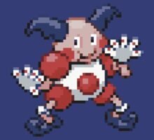 122 - Mr. Mime by ColonelNicky