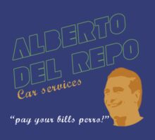 Alberto Del Repo Sevices by Collasoul