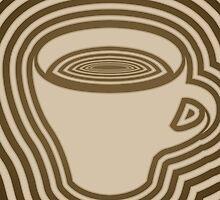 dizzy coffee by maydaze