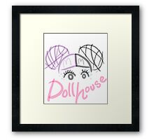 Doll House Framed Print