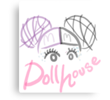 Doll House Metal Print