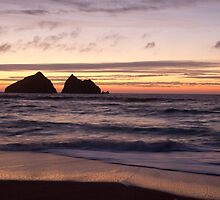 holywell bay, newquay UK by chris2766