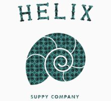 Helix Supply Co. Bulbasaur  by mud1017