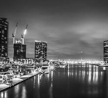 City Lights by Julie Begg