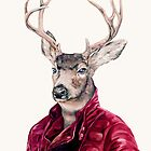 Deer by AnimalCrew