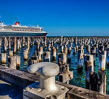 Queen Mary 2  by Russell Charters
