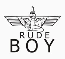 Rude boy Rihsis by Lexatchison