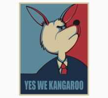 Yes we can - Yes we Kangaroo Kids Clothes
