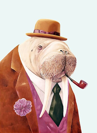 Walrus by AnimalCrew