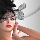Isabella - fashion model by Britta Glodde