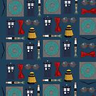 Pattern Who   by Becky Hayes