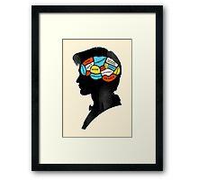Doctor Phrenology Framed Print