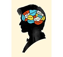 Doctor Phrenology Photographic Print