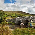 The Quiet Man Bridge by Derek Smyth