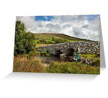 The Quiet Man Bridge Greeting Card