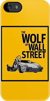 the wolf of wall street lamborghini countach iphone cases skins by tomasb94 redbubble. Black Bedroom Furniture Sets. Home Design Ideas