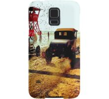 HOT ROD DRAG RACE Samsung Galaxy Case/Skin