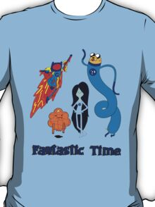 FANTASTIC TIME (with text) T-Shirt