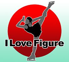 I Love Figure by kuuma