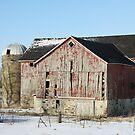 Rural Barn by AbigailJoy