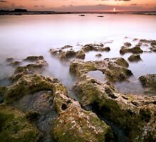 Smoky Rocks by Motti Golan