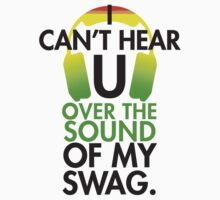 Reggae Music Swag Kids Clothes