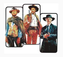 The Good, The Bad, & The Ugly by BDERK