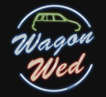 Wagon Wed Neon by prennro