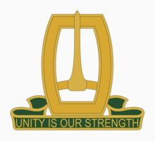 96th Military Police Battalion - Unity Is Our Strength by VeteranGraphics