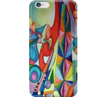 A Lot -Acrylic painting iPhone Case/Skin