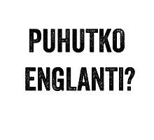 Do you speak English? (Finnish) by EnglishAbroad