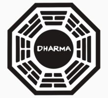 Dharma Initiative logo uniform by dashagrigor