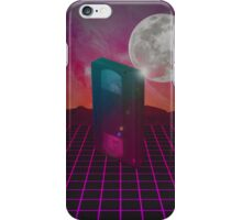 Back to the 80s iPhone Case/Skin