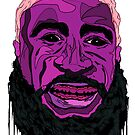 Flatbush Zombies Juice - Original Illustration - benmcArts by Ben McCarthy