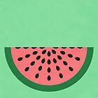 Watermelon by Karolis Butenas