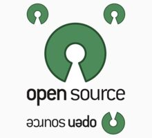 Open Source ×4 by unix
