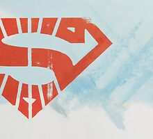 Superman Segmented by JoshBeck