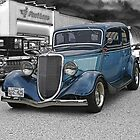 Classic Old Ford by rharrisphotos