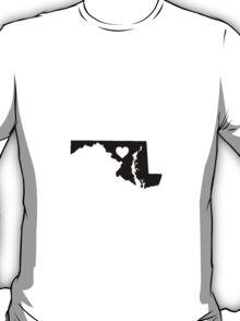 Maryland <3 T-Shirt