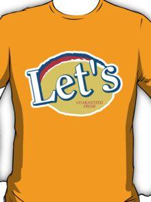Let's Potato Chips (Community) T-Shirt