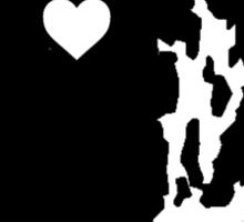 Rhode Island <3 Sticker