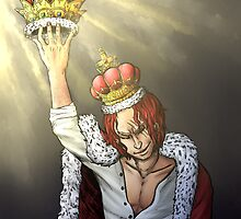 Yonkou Shanks  by Deer-Head-Xiris