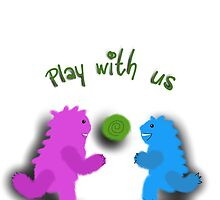 Dinos - play with us by ywanka